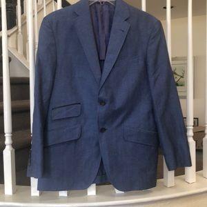 Ted Baker Endurance Sz 38 S Wool/linen Blazer